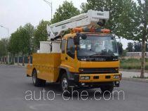 Sanxing (Beijing) BSX5135JGK aerial work platform truck