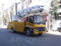 Sanxing (Beijing) BSX5135JGKA aerial work platform truck