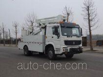 Sanxing (Beijing) BSX5150JGK aerial work platform truck