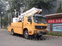 Sanxing (Beijing) BSX5160JGK aerial work platform truck