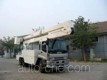 Sanxing (Beijing) BSX5190JGK aerial work platform truck