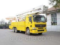 Sanxing (Beijing) BSX5220JGK aerial work platform truck