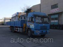 Sanxing (Beijing) BSX5250JSQ truck mounted loader crane