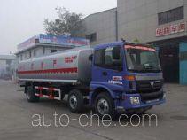 三兴牌BSX5253GYY-XA型运油车
