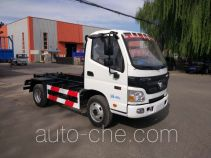 Zhongyan BSZ5043ZXXC5 detachable body garbage truck