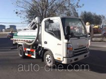 Zhongyan BSZ5060GXE5 suction truck