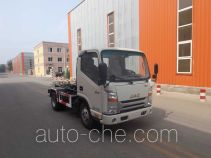 Zhongyan BSZ5066ZXXC5 detachable body garbage truck