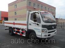 Zhongyan BSZ5083TQPC5 gas cylinder transport truck