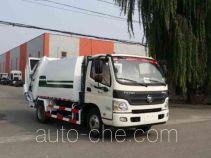 Zhongyan BSZ5083ZYSC5 garbage compactor truck