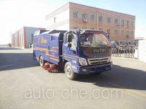 Zhongyan BSZ5093TSLC4 street sweeper truck