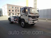 Zhongyan BSZ5103ZXXC5T033 detachable body garbage truck