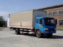 Zhongyan BSZ5120XYK wing van truck