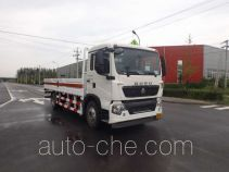 Zhongyan BSZ5160TQPLYW gas cylinder transport truck