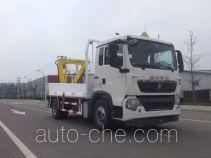 Zhongyan BSZ5161TQPSQ gas cylinder transport truck