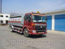 中燕牌BSZ5163GYYC3T047型运油车