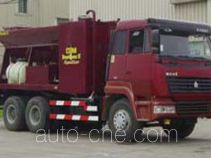 Zhongyan BSZ5250TXJ slurry seal coating truck