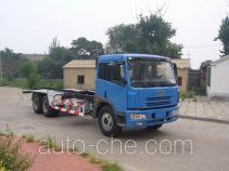 中燕牌BSZ5250ZXXC4T150型车厢可卸式垃圾车