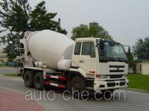 Zhongyan BSZ5251GJB concrete mixer truck