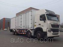 Zhongyan BSZ5310JJHXYW weight testing truck