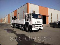 Zhongyan BSZ5311JJH weight testing truck