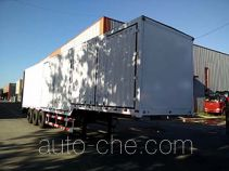 Zhongyan BSZ9400TJH weight testing trailer