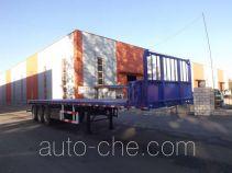 Zhongyan BSZ9400TPB flatbed trailer