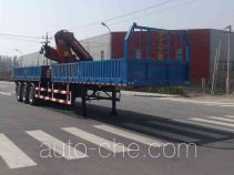 Zhongyan BSZ9401TJH weight testing trailer