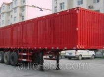Zhongyan BSZ9401XXY box body van trailer