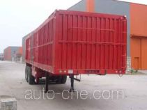 Zhongyan BSZ9403XXY box body van trailer