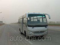 齐鲁牌BWC6601B型客车