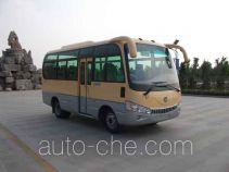 齐鲁牌BWC6602QN型客车
