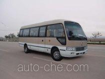 齐鲁牌BWC6700A型客车