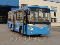 齐鲁牌BWC6825GH型城市客车