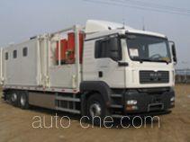Weiteng BWG5200XLD radar truck