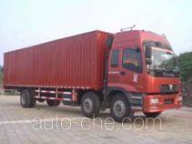 Weiteng BWG5201XXY box van truck