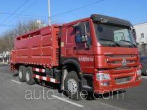 Weiteng BWG5250TFC slurry seal coating truck