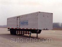 Weiteng BWG9230XXY box body van trailer