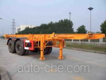 Weiteng BWG9280TJZ container transport trailer