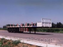 Weiteng BWG9403TJZ container carrier vehicle