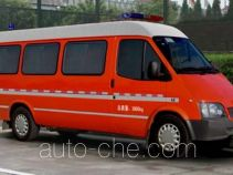 Yinhe BX5040XXFQC30 apparatus fire fighting vehicle