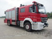 Yinhe BX5120TXFJY162/BZ fire rescue vehicle