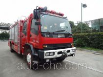 Yinhe BX5130TXFJY180/W4 fire rescue vehicle