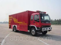Yinhe BX5130XXFQC60/W apparatus fire fighting vehicle