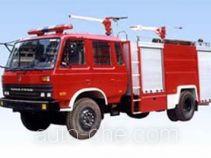 Yinhe BX5140TXFPF50 foam powder combined fire engine