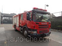 Yinhe BX5160GXFPM40/SCA foam fire engine