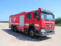 Yinhe BX5270GXFPM120/HW5 foam fire engine