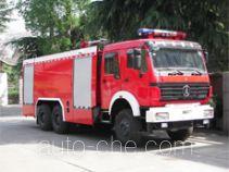 Yinhe BX5270GXFSG120BC fire tank truck