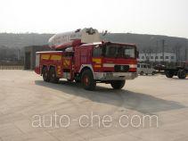 Yinhe BX5270GXFSG40WP7 fire tank truck