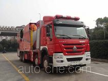Yinhe BX5300TXFPY139/HWQZ4 smoke exhaust fire truck