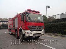 Yinhe BX5400GXFSG180/BZ4 fire tank truck